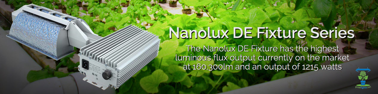 Nanolux Double Ended Fixture Series