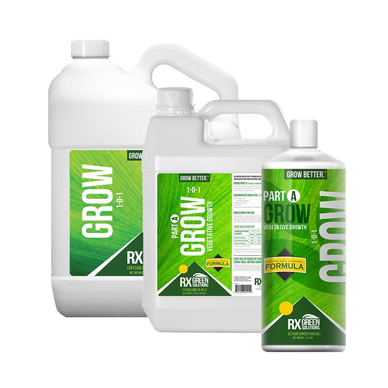 RX Green Solutions Grow A