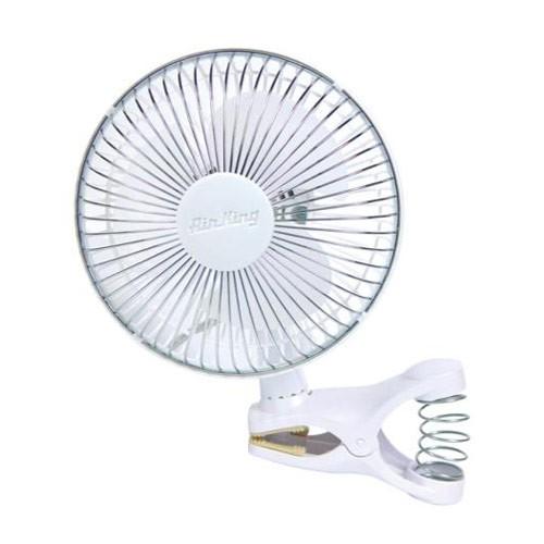 6 in. Air King Clip-On Fan
