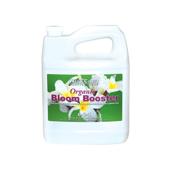1 Gallon – Organic Bloom Booster