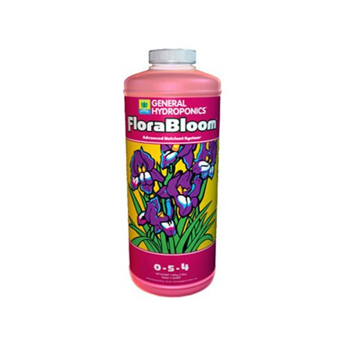 Flora Bloom Quart