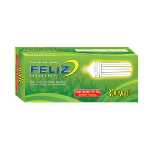 Feliz 300w Red Fluorescent Grow Lamp