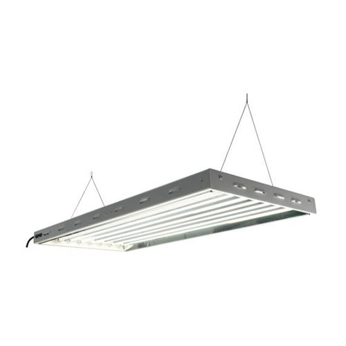 Sun Blaze VHO T5 4 ft Long 4 Lamp Fluorescent System