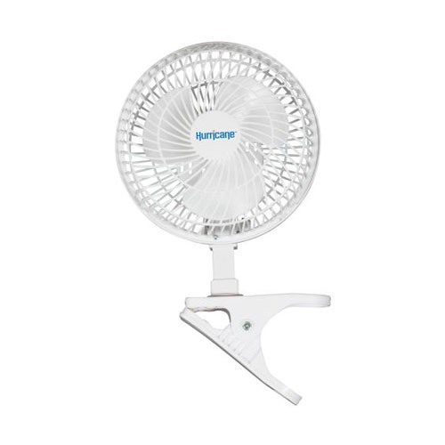 Hurricane 6 In. Clip Fan
