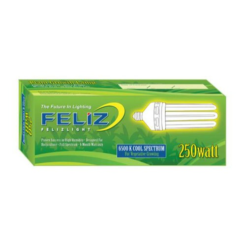 Feliz 250w Blue Fluorescent Grow Lamp