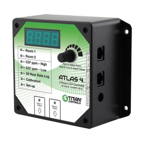 Atlas 4 - 2 Room CO2 Monitor