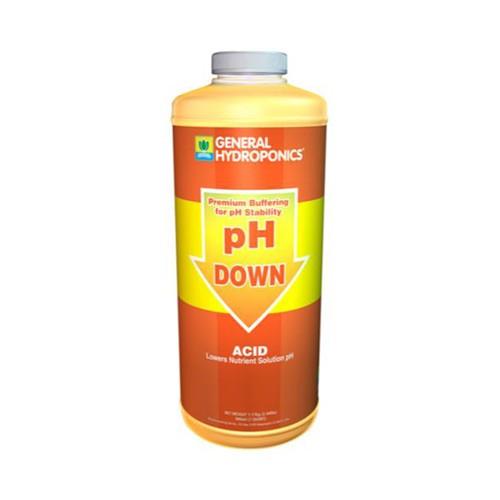pH Down – Quart Size