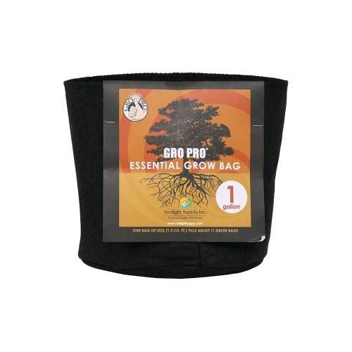 Gro Pro Essential Round Fabric Pot