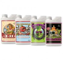 Advanced Nutrients B-52 + Big Bud + Voodoo Juice + Overdrive