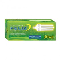 Feliz 200w Blue Fluorescent Grow Lamp