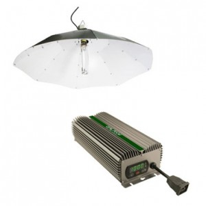 1000w Digital 4 ft White Parabolic