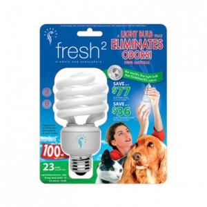 Fresh 2 Odor Controlling Bulb