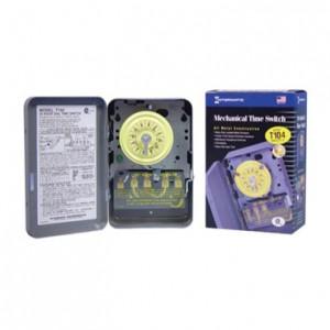 Intermatic T104 Timer 240/277 Volt