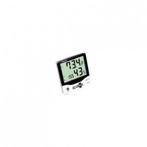 Eco Plus Thermometer/Hygrometer