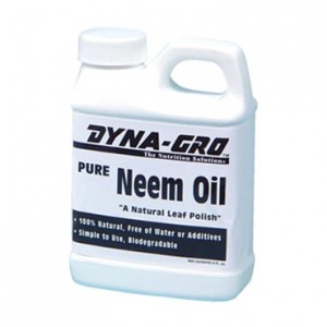 Pure Neem Oil 8 Oz.