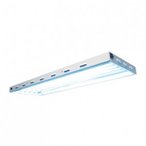 Sun Blaze T5 High Output 4 ft Long 6 Lamp Fluorescent System