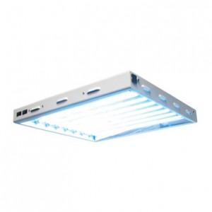 Sun Blaze T5 High Output 2 ft Long 8 Lamp Fluorescent System