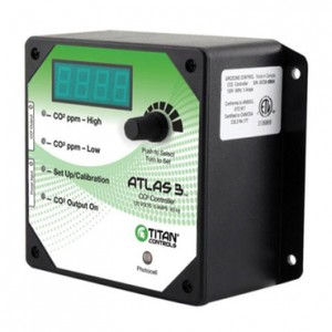 Atlas 3 -  Day/Night CO2 Controller
