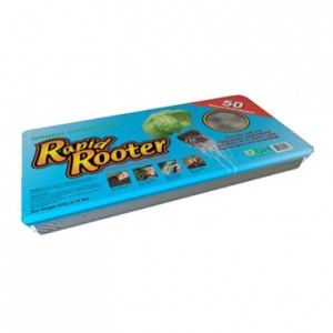 Rapid Rooter Tray w/ plugs