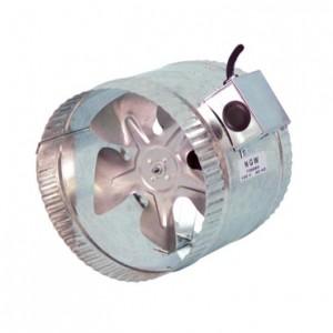 "Hurricane Inline Duct Booster 8"" 370 CFM"