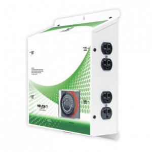 Helios 7 - 8 Light 240v Controller w/ Timer